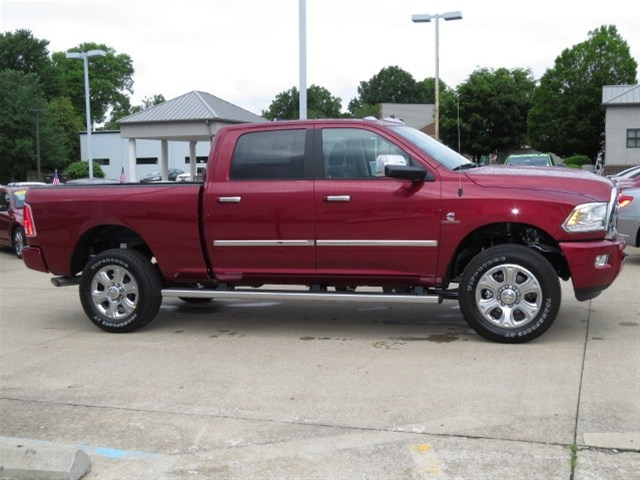 2014 Ram 2500 4wd Crew Cab 8 Ft Box Longhorn Limited | Apps